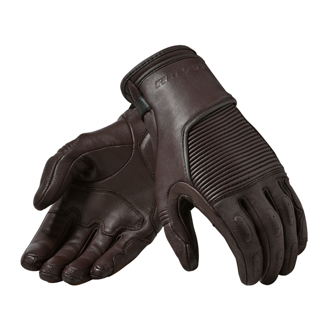 Bastille Gloves - Brown