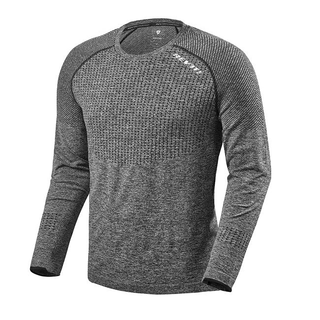 Airborne LS Shirt - Dark Grey