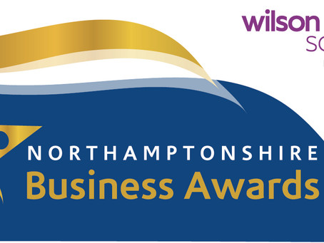 Northamptonshire Business Awards 2021 now open for entries