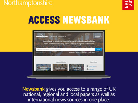 NewsBank, all your news sources in one place