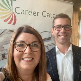 Career Catapult, Esther Greenwood & James Gage