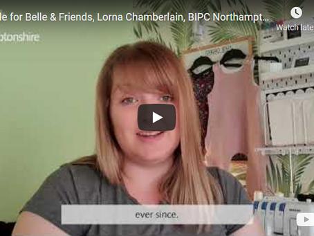 Made for Belle & Friends, Lorna Chamberlain