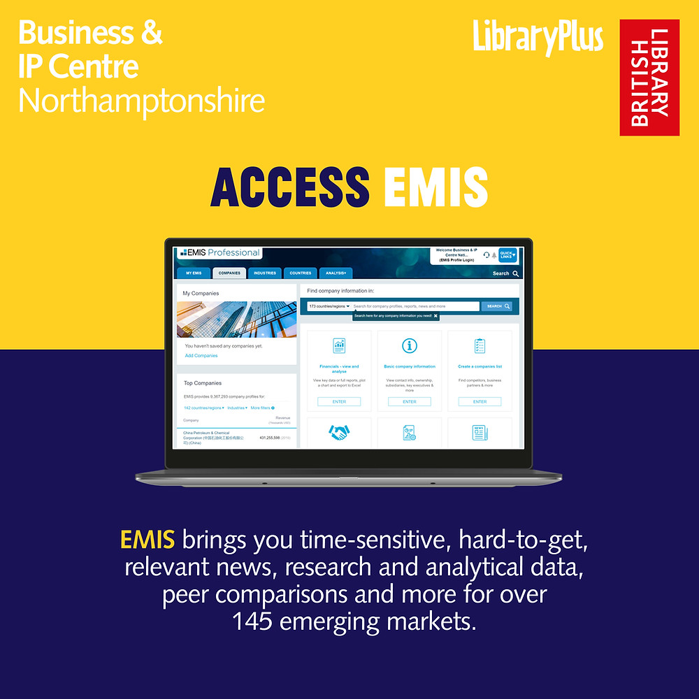 EMIS brings you time-sensitive, hard-to-get, relevant news, research and analytical data, peer comparisons and more in over 145 emerging markets.