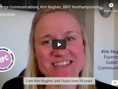 Goldings Communications, Kim Hughes