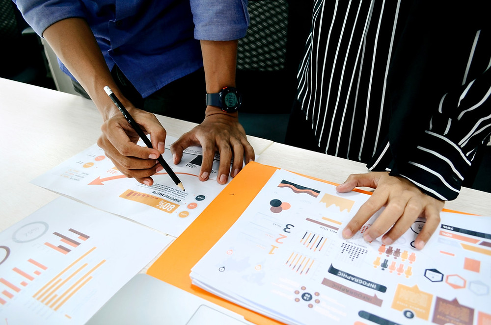 Use competitor analysis to find your business niche