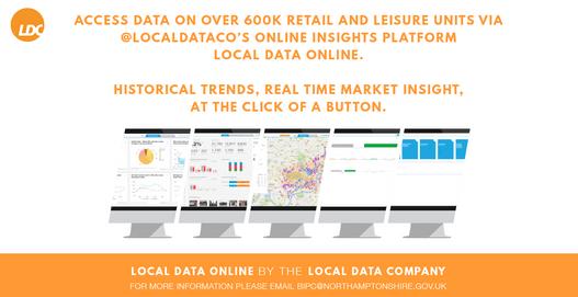 Local Data Online