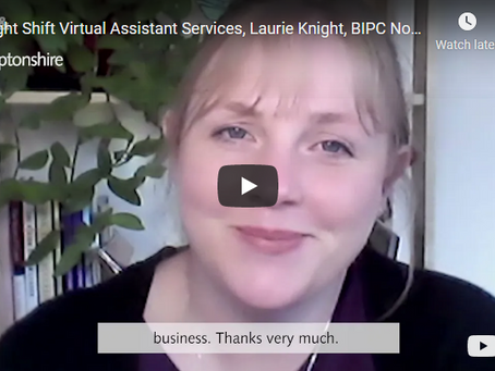 Knight Shift Virtual Assistant Services, Laurie Knight