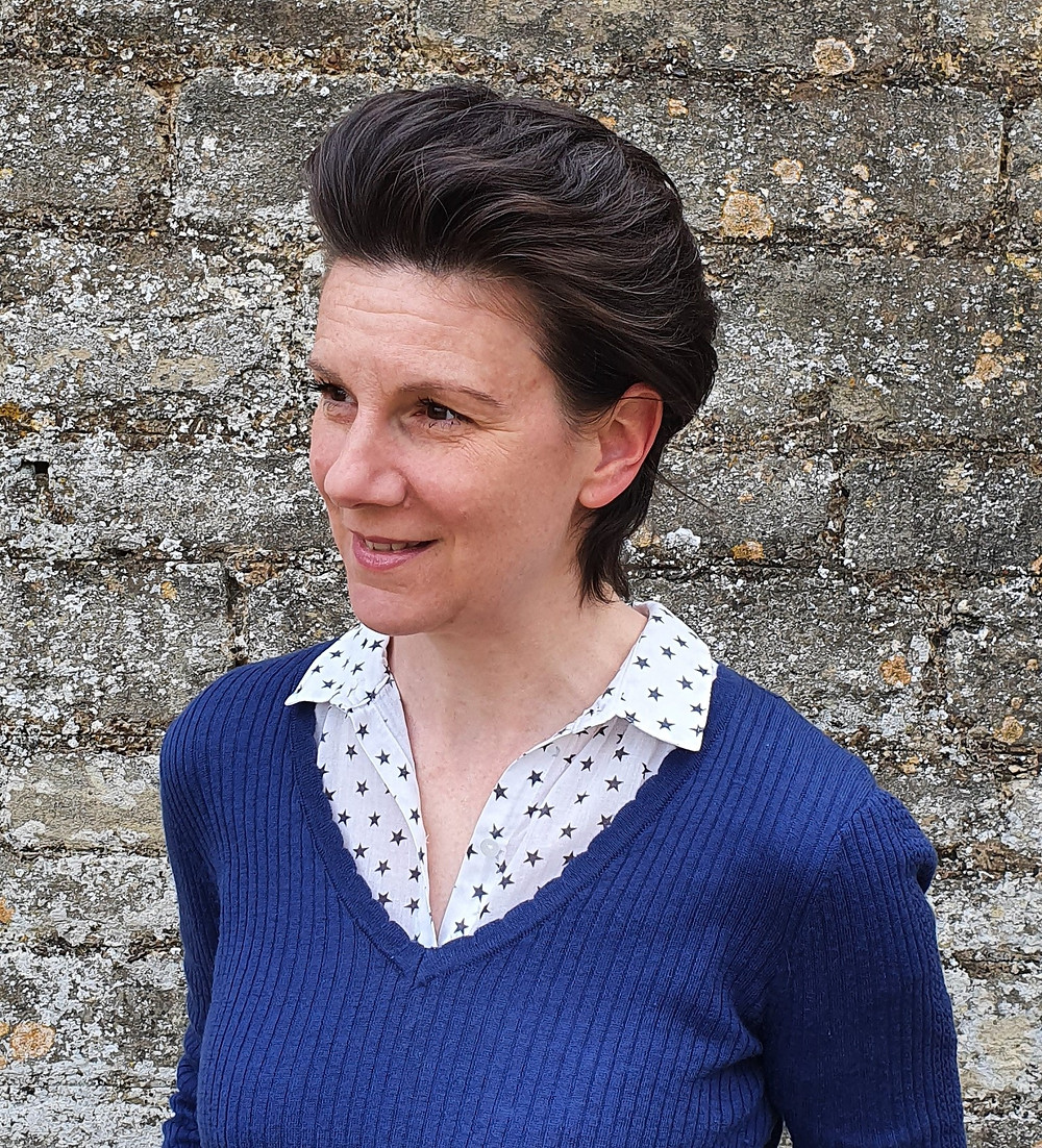Meet small business grant winner, Jo Griffiths from Topstitch.