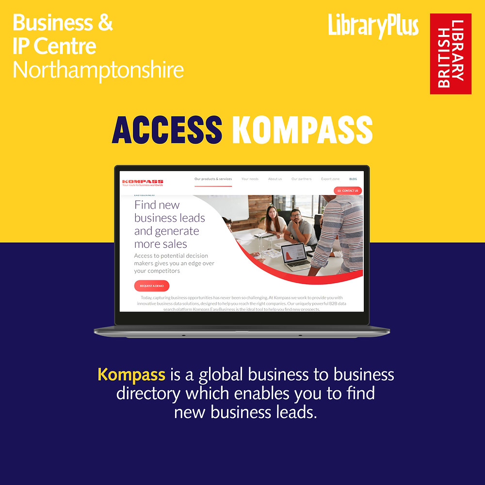 Kompass is a global business-to-business directory which enables you to find new business leads.