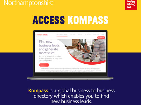 Kompass, smart business data and digital marketing solutions to help you grow your business