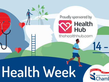 Northamptonshire Chamber Launches Men's Health Week