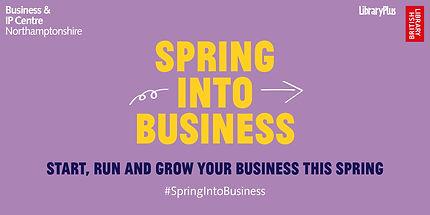 10193 BIPC Northamptonshire Spring Into
