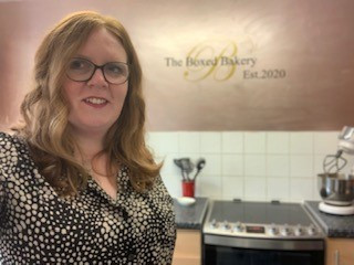 The Boxed Bakery, Laura Conroy