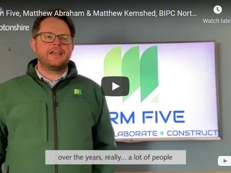 Form Five, Matthew Abraham & Matthew Kemshed