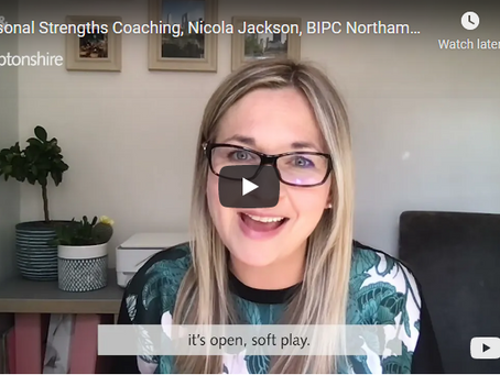 Personal Strengths Coaching, Nicola Jackson