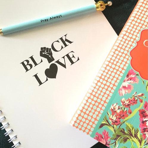Black Love Notebook