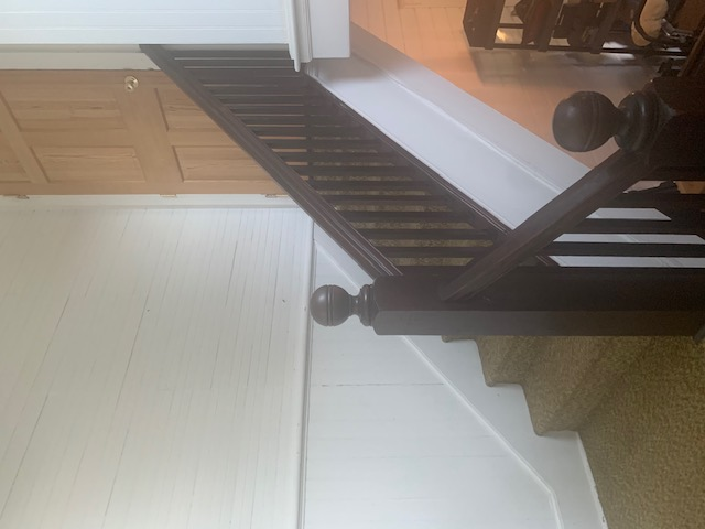 Result of Cleaned Staircase