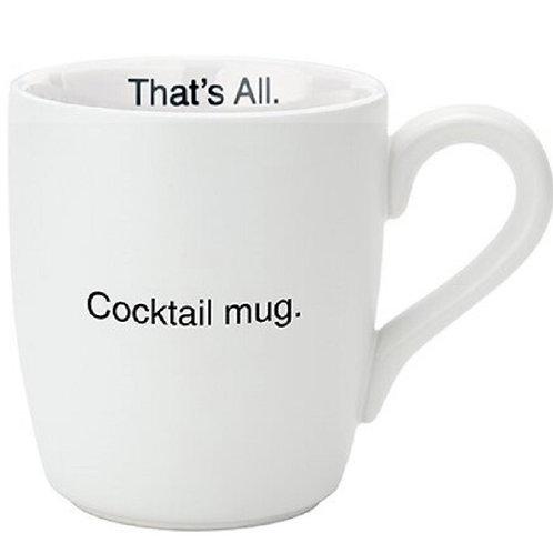Cocktail Mug 16 oz