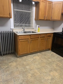 Result of Cleaned Kitchen