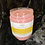 Thumbnail: Hemp Whipped Body Butter~ Fruit Punch  (8 oz jar)