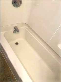 Inside of Bathtub