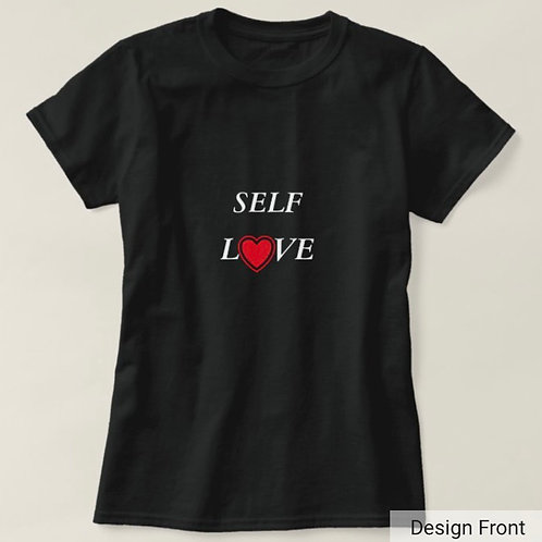 Men's Self Love T Shirt