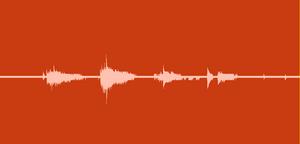 Guitar Riff Waveform