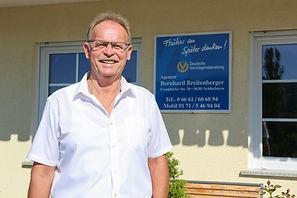 Bernhard Breitenberger – Repräsentant der Deutschen Vermögensberatung
