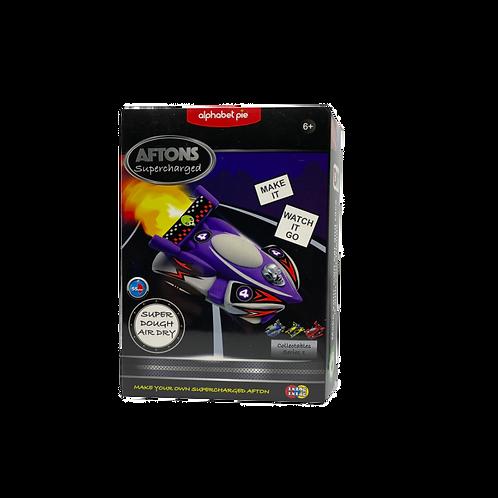 Aftons DIY Racing Car- Purple Flash