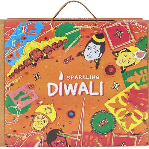 Happy Diwali 3 in 1 Activity Set