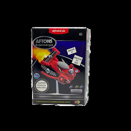Aftons DIY Racing Car-Red Turbo
