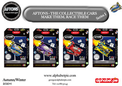 Aftons Collectible Series 1