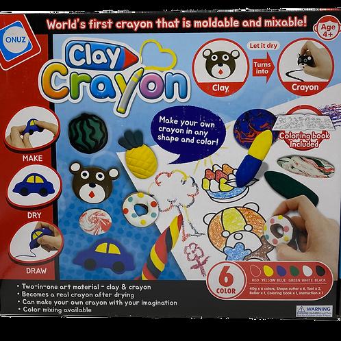 Clay Crayon