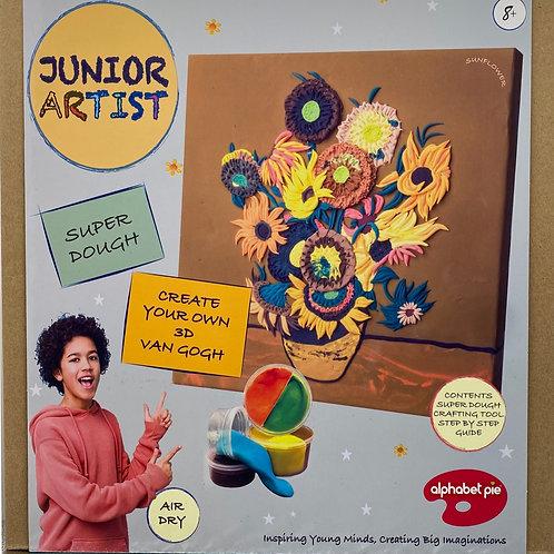 Junior Artist- Create Your Own Van Gogh