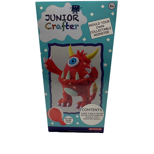 Junior Crafter Monsters - Padripaw