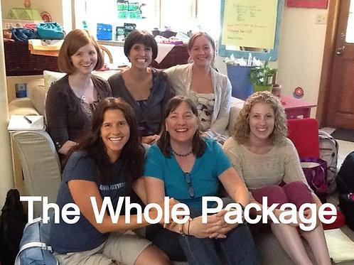 New Educator Training Package