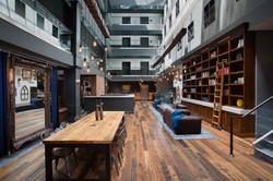 4TE Design - The Metcalfe Hotel