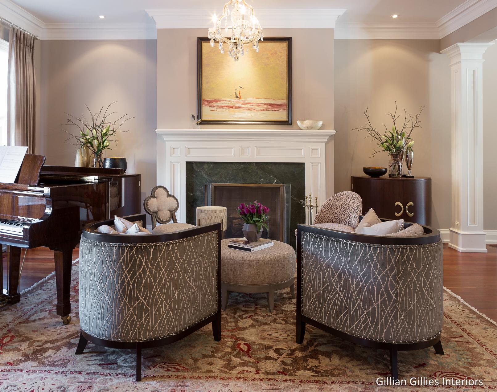 Gillian Gillies Interiors