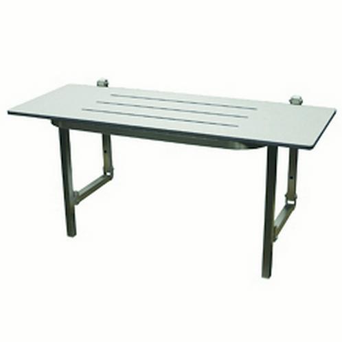 Washroom Phenolic Shower - Folding Seat (2710016)