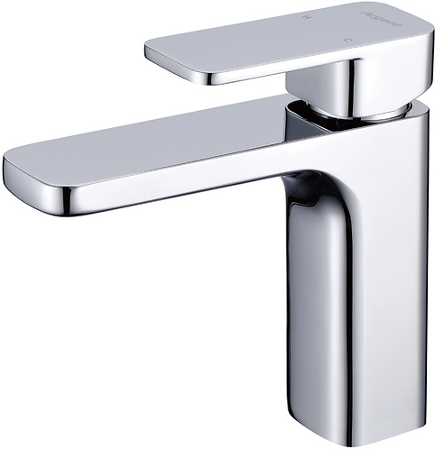 Kubic Basin Mixer - Chrome (1489239)