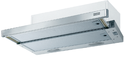 FRANKE 60cm Slide Out Rangehood (FTC632XSAU)