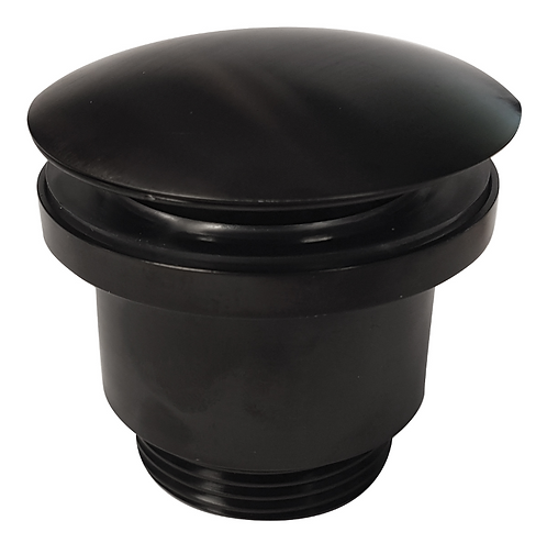 Basin Waste 32mm Matt Black (1489244)