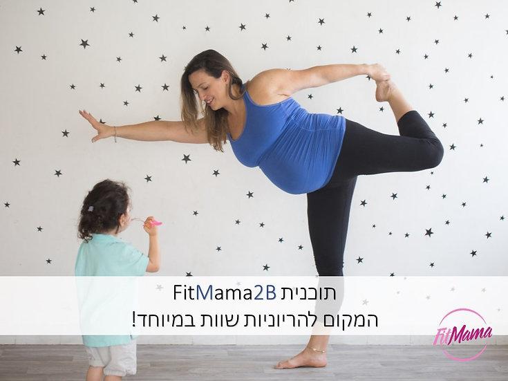 תוכנית ההריון של פיטמאמא