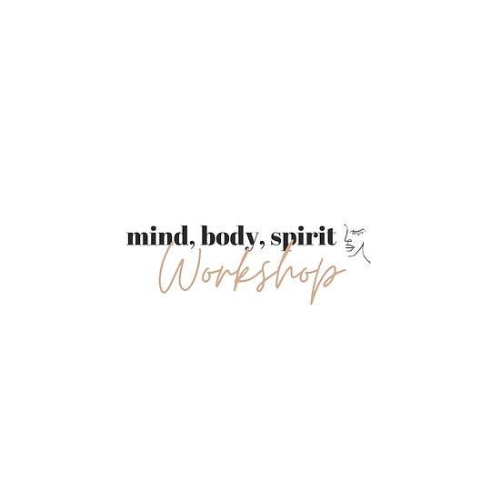 Mind, body, spirit map workshop