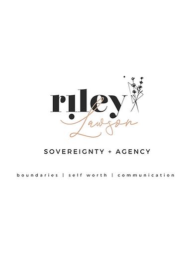 Sovereignty + Agency