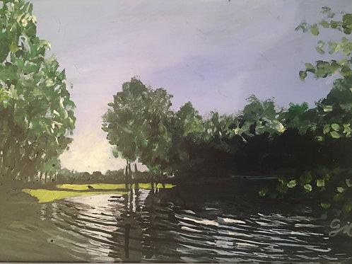 Parkland Lake