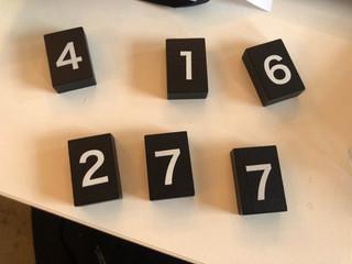自分の持っている数字はいくつなんだ!? 「DOMEMO」