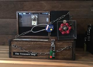 新作カフェ謎「The Treasure Ship」登場!