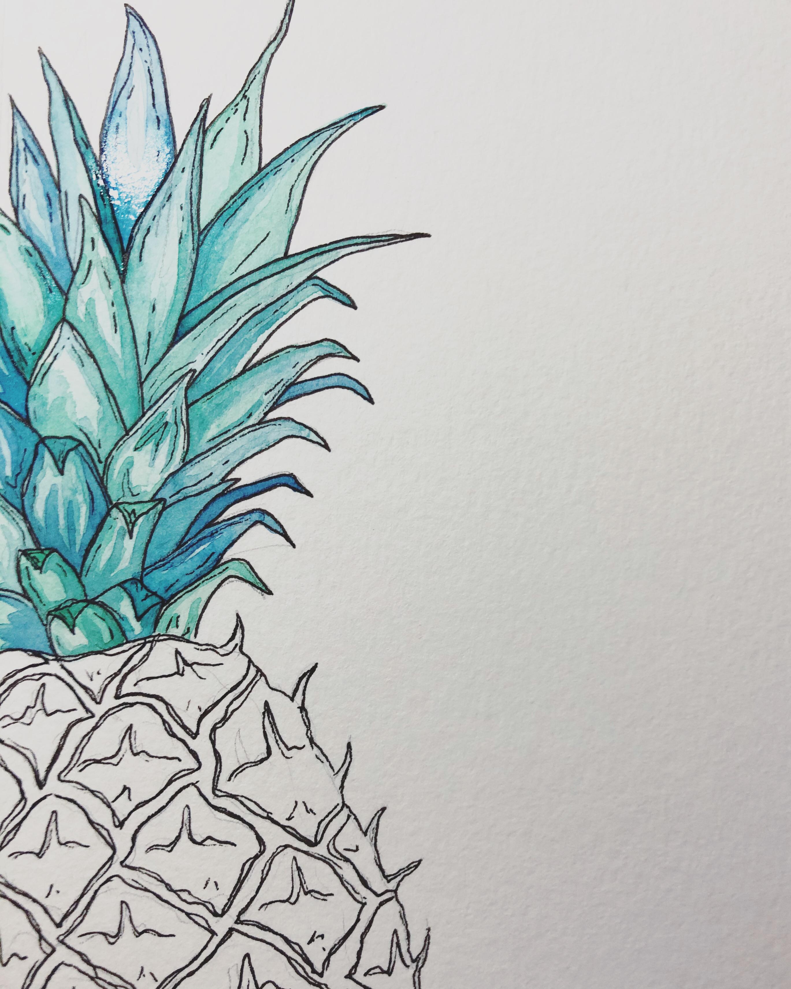 Pineapple on Top