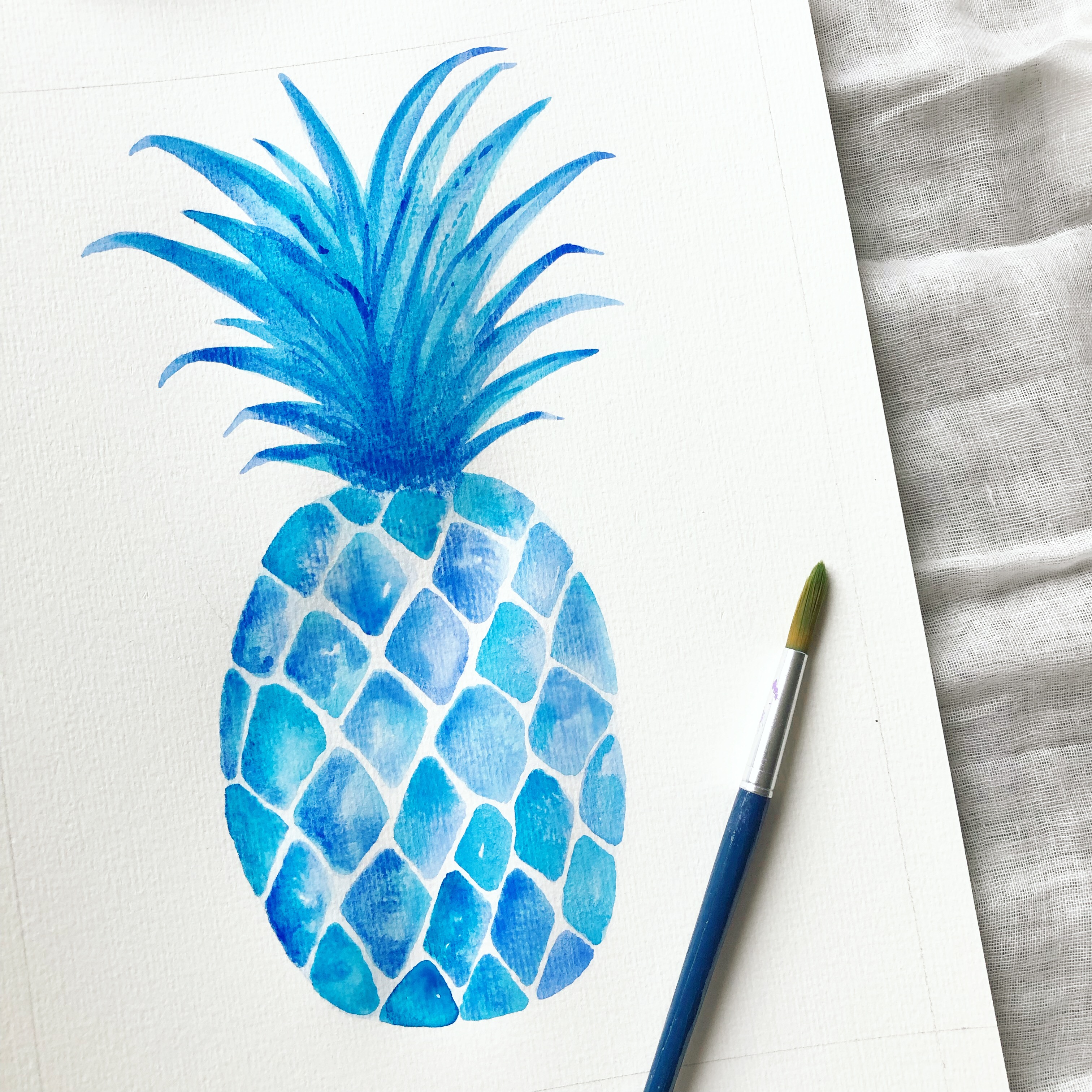 Pineapple Blues